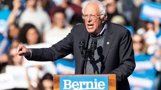Bernie Sanders Is Winning The Internet