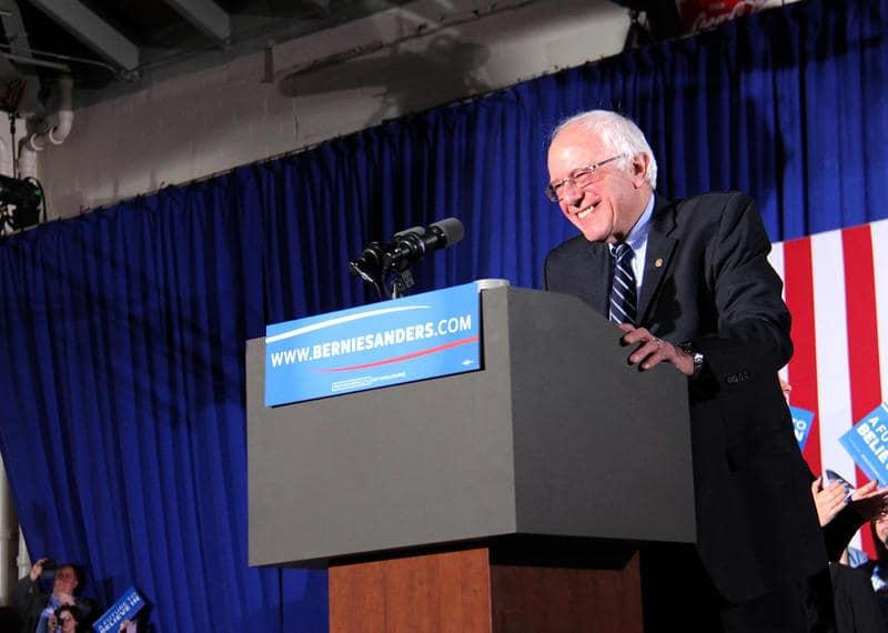Bernie Sanders Wins First Democratic Debate by Huge Margin