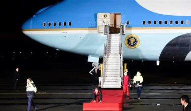 Boeing Stock Plummets After Trump 'Fires' Air Force One
