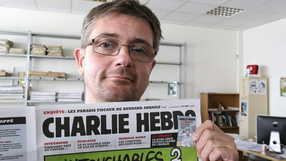 Censor Your Reverence Charlie Hebdo Is Not Racist