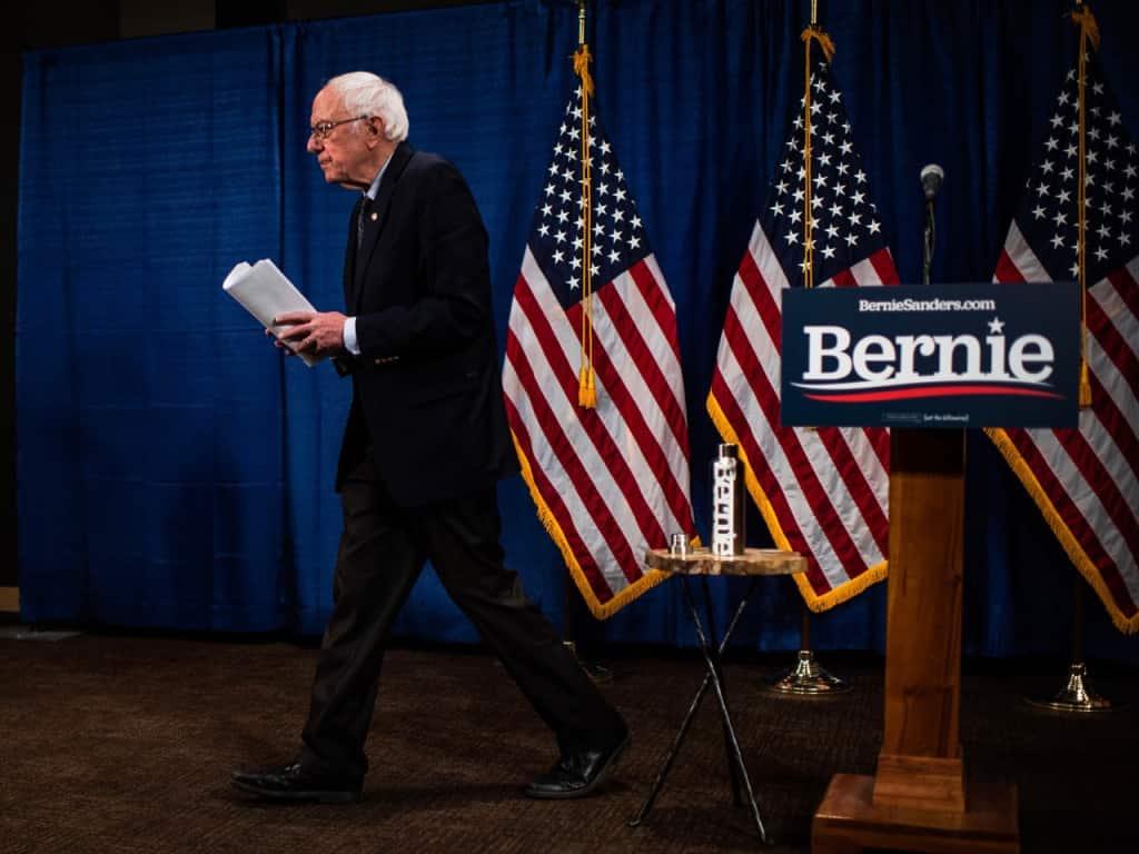 DISGRACEFUL DNC Compromises Clinton Campaign Data, Then Blames Bernie Sanders