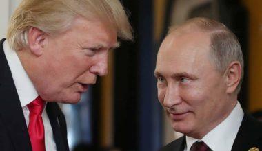 EXCLUSIVE: Top Trump Financier Linked To Russian Big Data, Putin