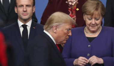 German Leader Merkel: Trump's United States Can No Longer Be Trusted as Reliable Ally