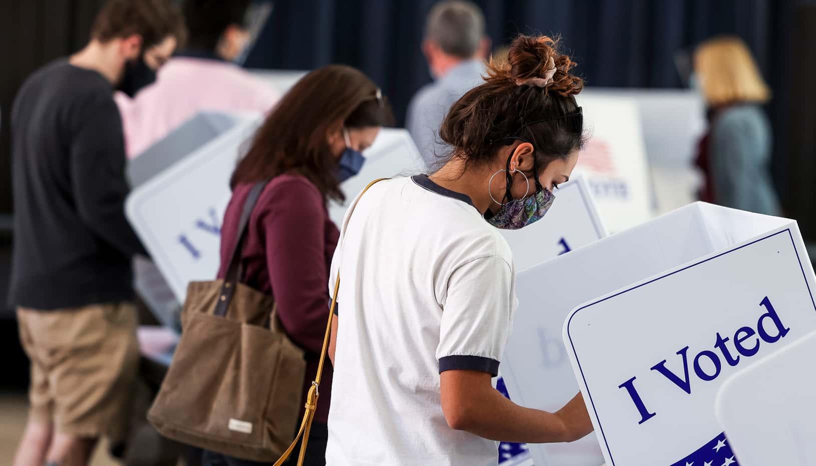 Gerrymandered Vote