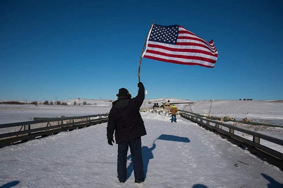 Here Comes The Cavalry Meet The Veterans Getting Ready To 'Deploy' To Standing Rock