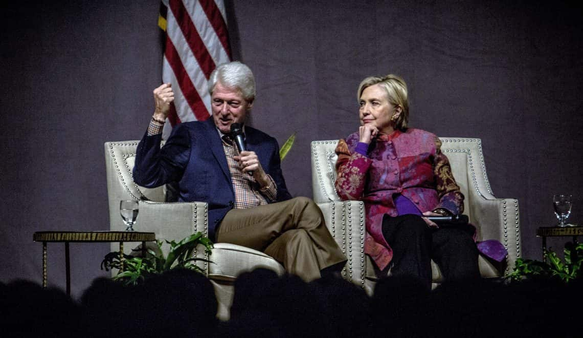 Hillary's Marriage To Bill Should NOT Be Up For Debate (Opinion)