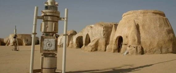 Iconic Star Wars City, Tatooine, Has Been Taken Over By ISIS (VIDEO)