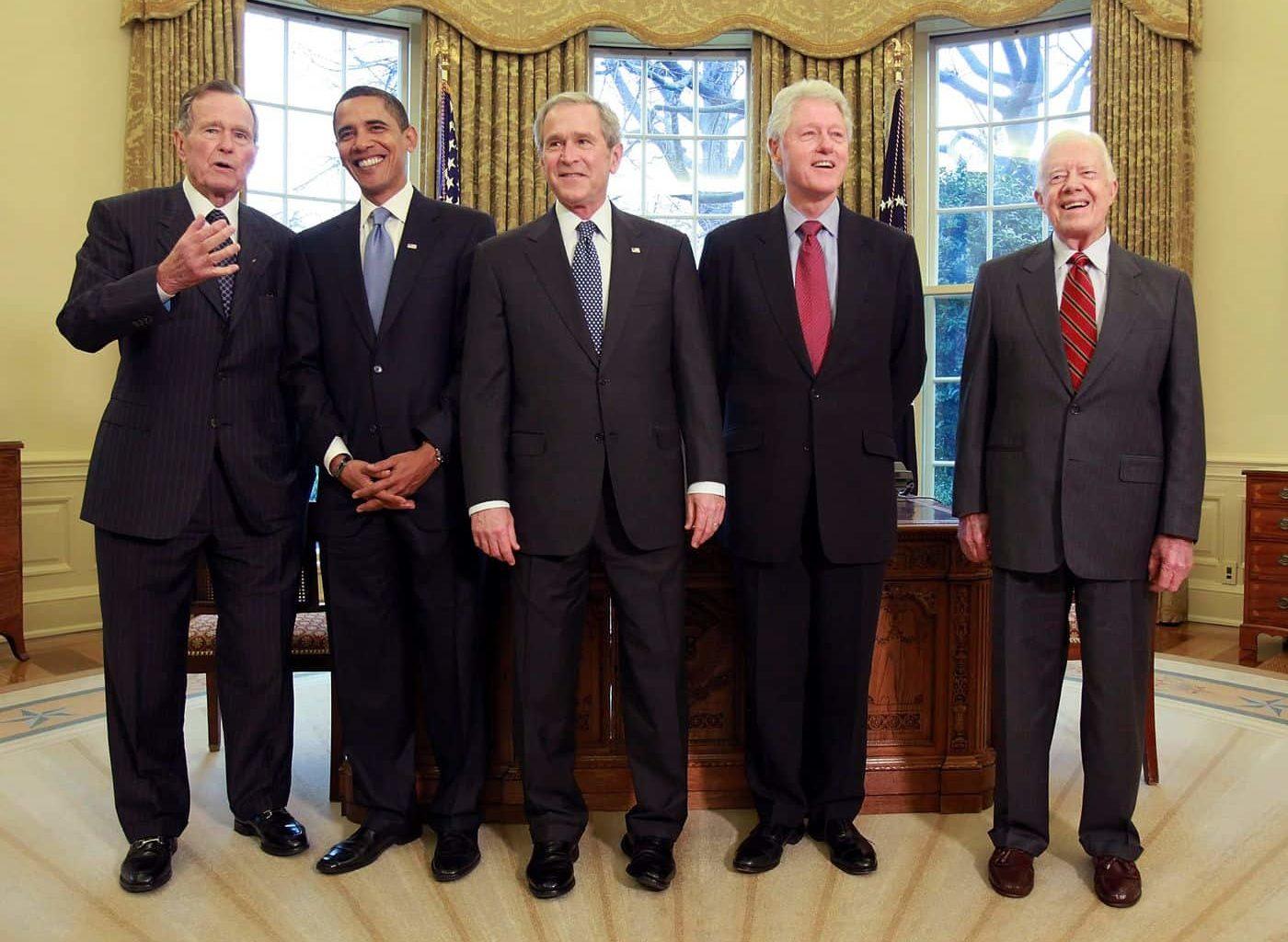 Jimmy Carter Was America's Last Great President