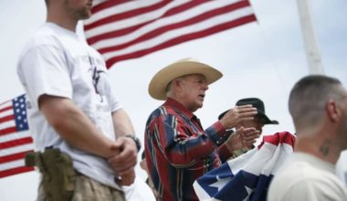 Land Rustler Cliven Bundy Still At Large