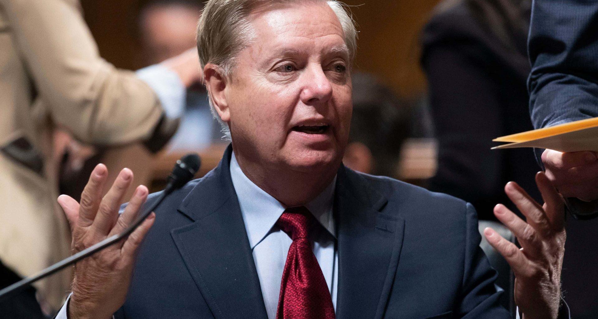 Lindsey Graham Shuts Down Muslim-Hating Conservative Voter