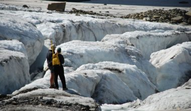 Lying Climate Change Deniers Claim Antarctica's Ice Isn't Melting Any More