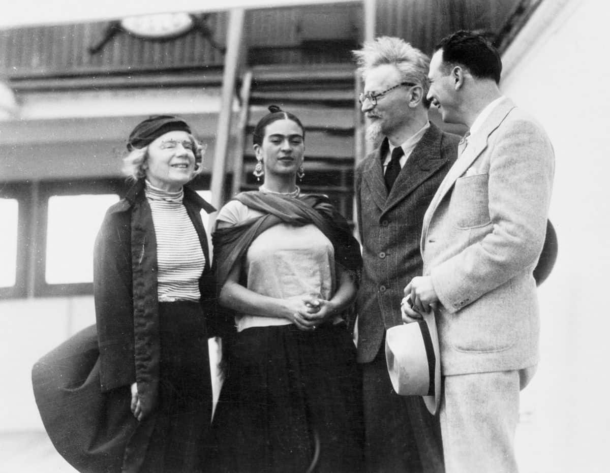Meet The Father Of Neoconservatism Leon Trotsky