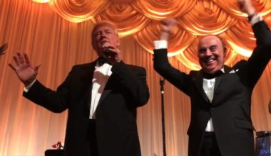 Newly Discovered Video Puts Donald Trump Next To Convicted Mobster He Denies Knowing