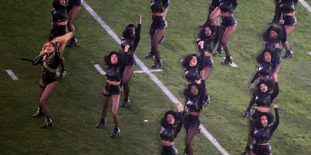 No, Beyoncé's Half-Time Show Wasn't Racist, You Shambling Half-Witted Neanderthal