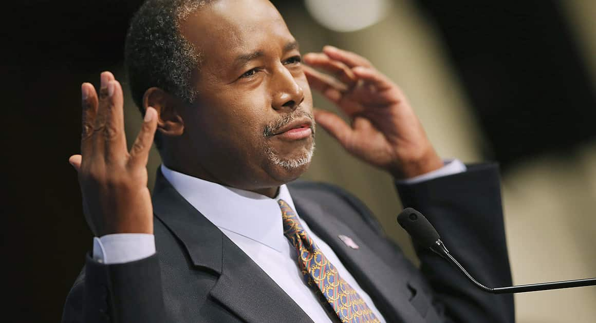 No, He CAN'T Save The GOP The 12 Most Insane Ben Carson Quotes