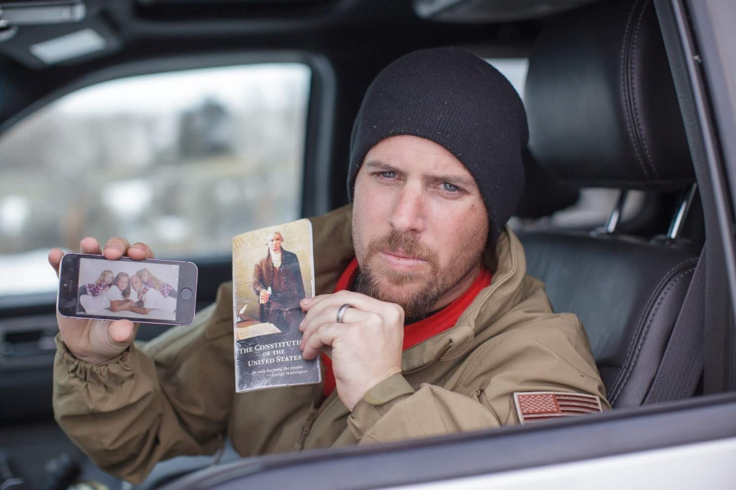 Oregon Standoff Militant Rats Out Plans For IED, Drone Use