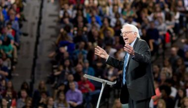 Pastor's Mind Blowing Biblical Argument To Vote For Sanders (AUDIO)
