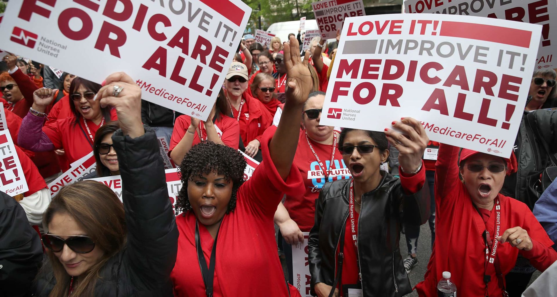 Poll Shocking Number of Republicans Now Support Bernie Sanders-Style Medicare-for-all