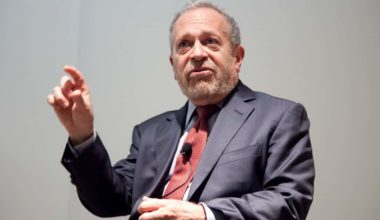 Robert Reich Makes The Case For A Sanders Presidency