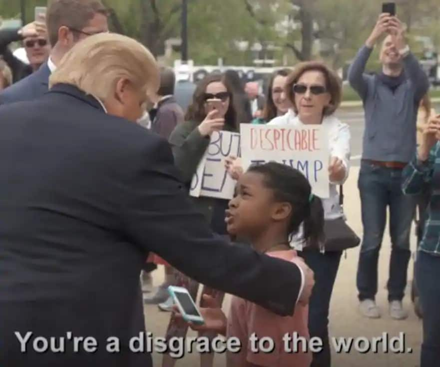 SHOCKER Trump Accused Of Ripping Off Little Kids! Is There Any End To The Greed (VIDEO)