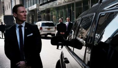 Secret Service Advertised as a 'New Commodity' for Trump Tower