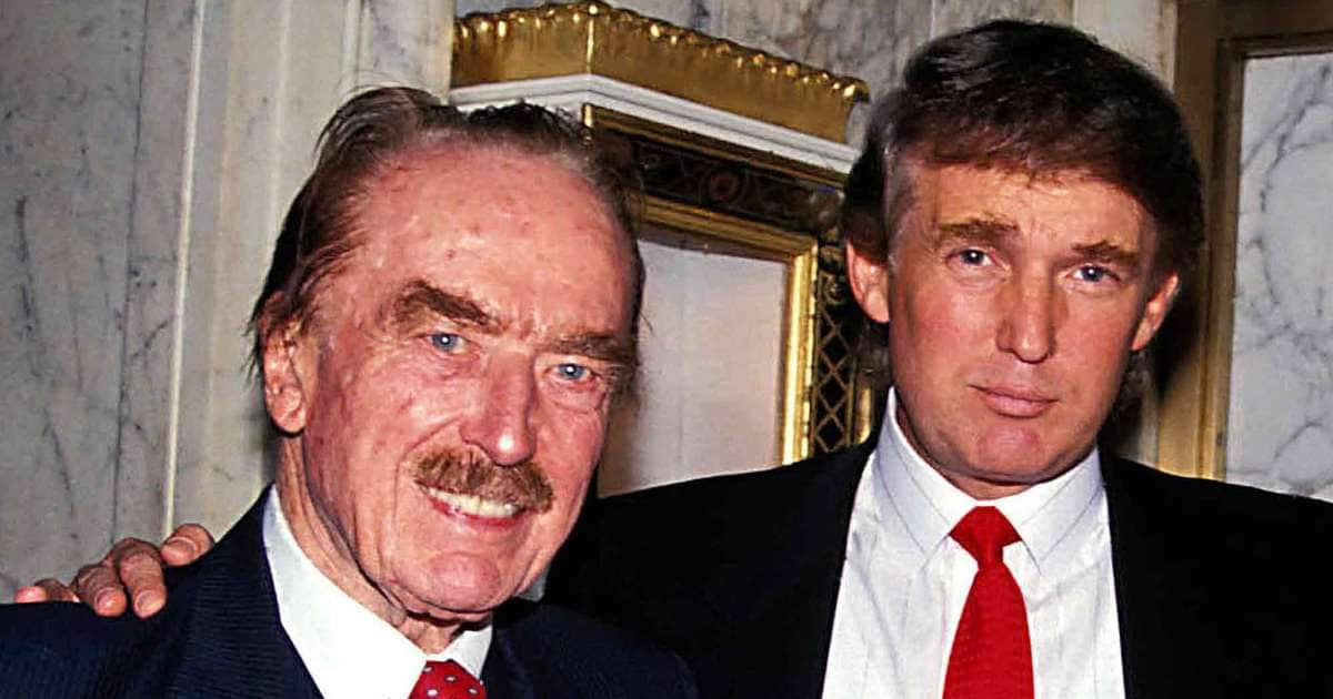 That Time Donald Trump Was Sued By DOJ For Not Renting To Blacks (VIDEO)