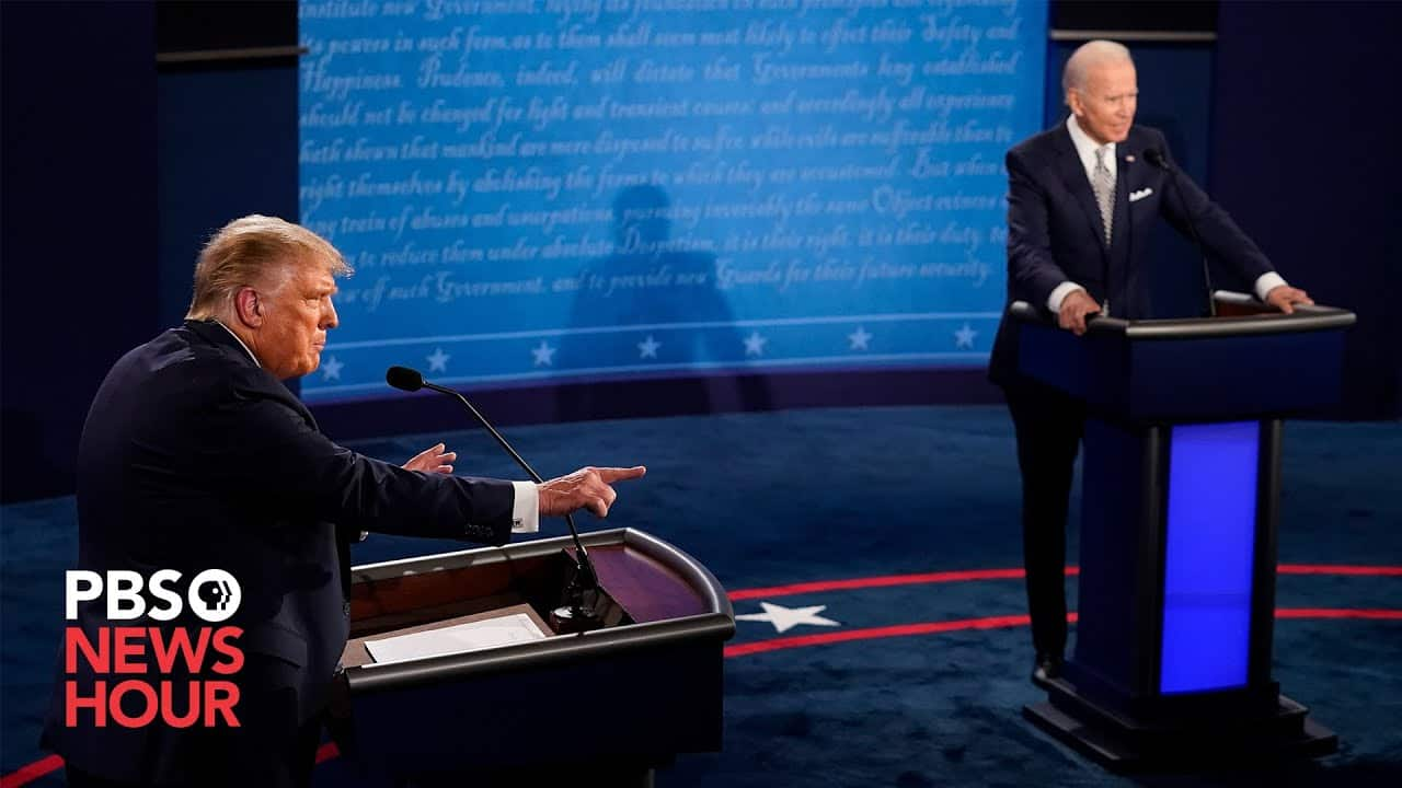 The #1 WTF Moment In 1st Debate Trump Has A Sad Cause No One Will Call Sean Hannity (VIDEO)