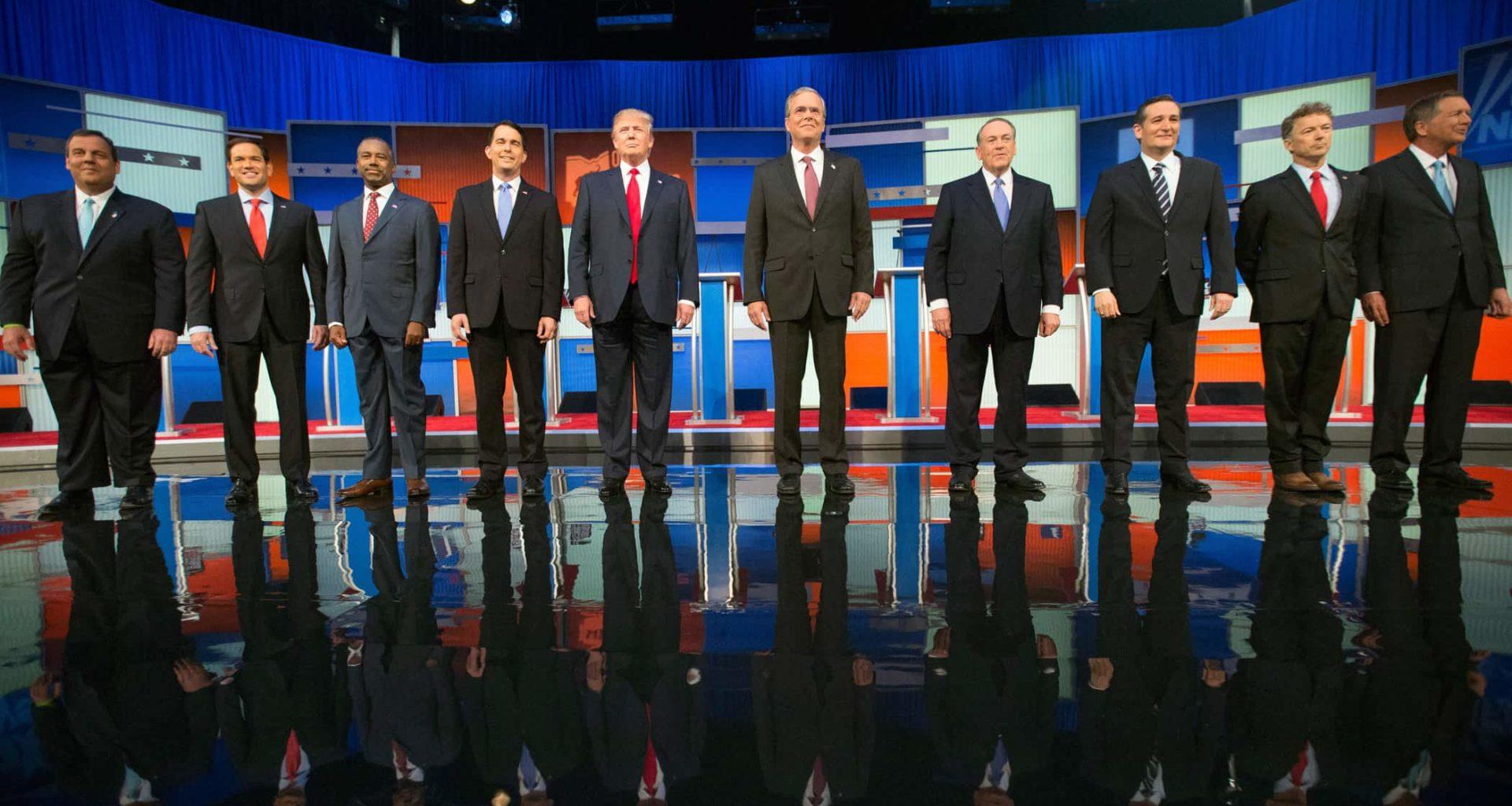 The 2016 GOP Presidential Debate Drinking Game! (VIDEO)