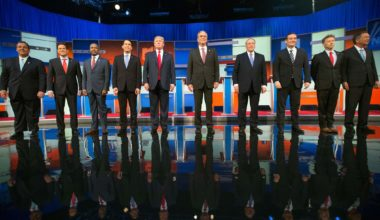 The 2016 GOP Presidential Debate Drinking Game! (VIDEO)