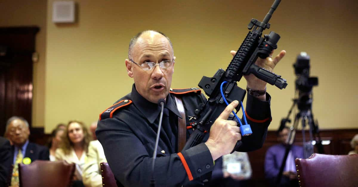 The Top 10 Most Heavily-Armed States In America (Is Yours On The List?)