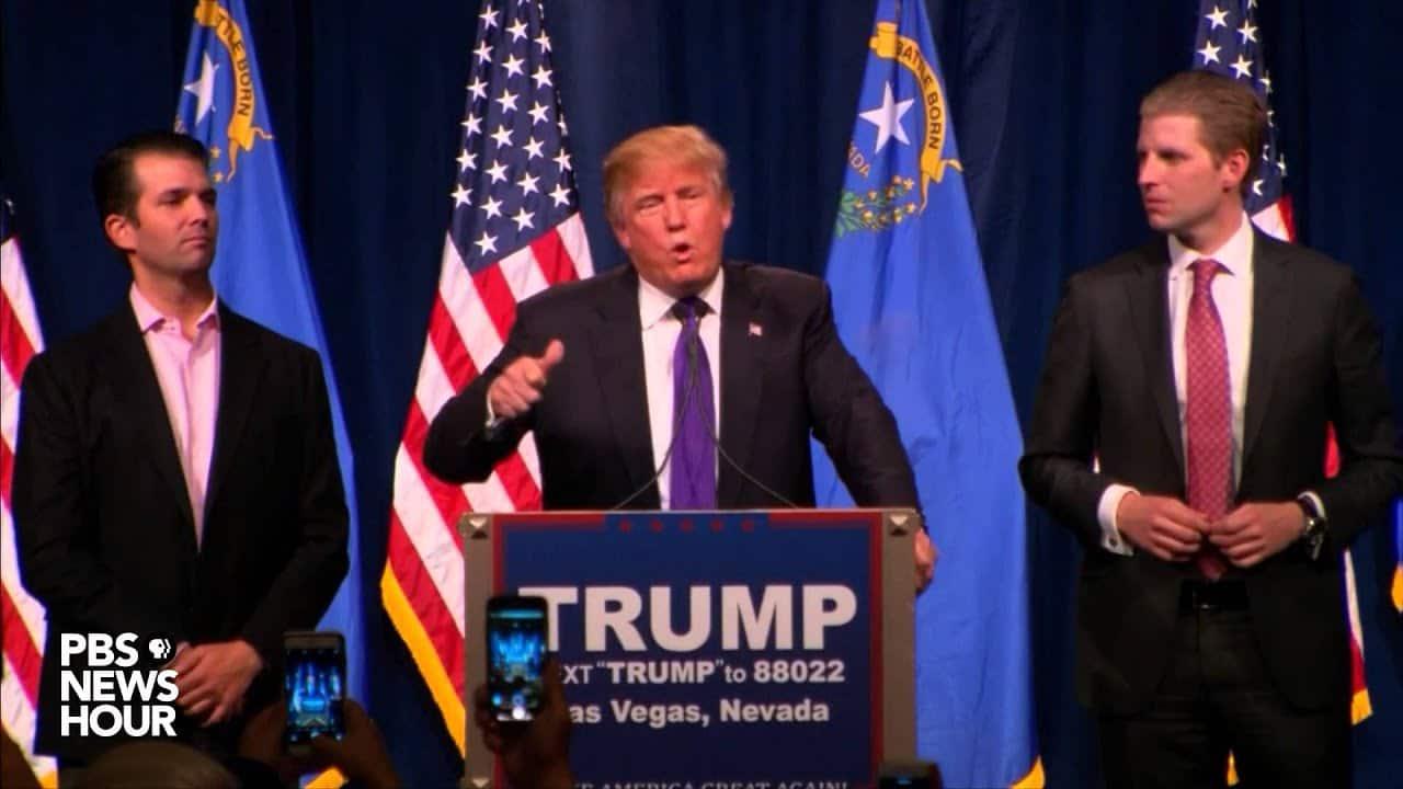 Trump Campaign Gave Full Press Credentials To 'Pro-White' 'Cesspool' Radio Show