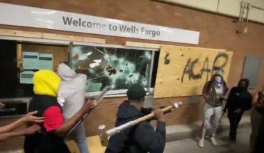 Wells Fargo Is Baltimore's Real Looter