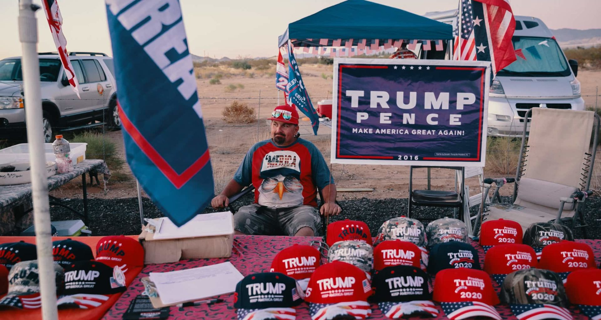 What Will Become Of Trump's Deplorables If He Loses The Signs Are Troubling (VIDEO)