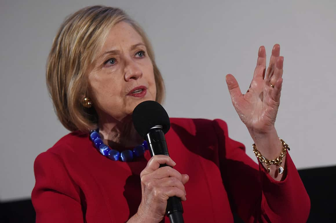 What's The Difference Between Democrats And Republicans Hillary Clinton NAILS It (VIDEO)