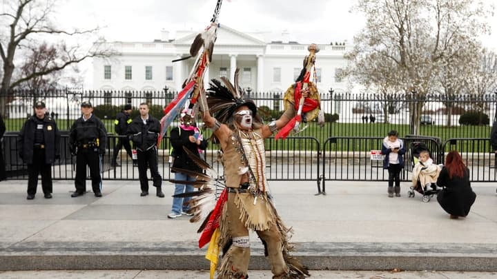 A Victory For Standing Rock Sioux
