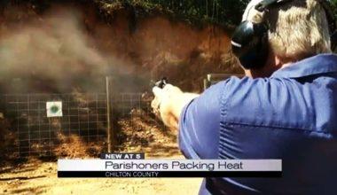 Alabama Church Opens Gun Range In The Name Of Jesus Christ
