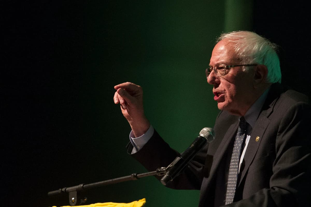 Bernie Sanders Releases BOLD Climate Change Plan And Wins Major Support From Environmentalists