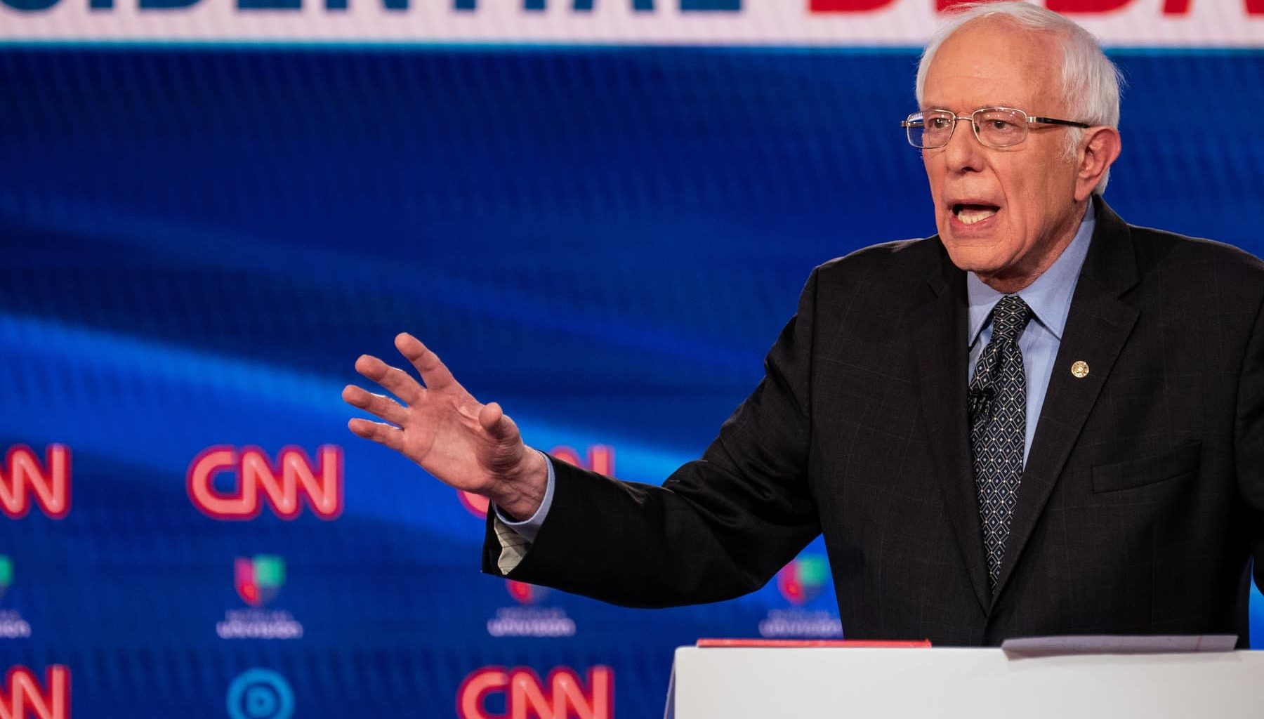 Bernie Sanders Shreds GOP Plan That Cuts Social Security Benefits For Disabled Veterans (VIDEO)