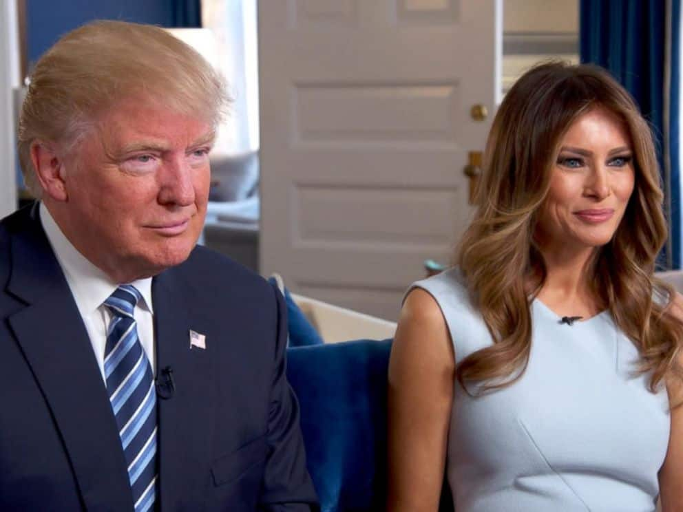 Breaking Trump Cheated on Melania with Adult-Film Star, Paid Her Off During Election