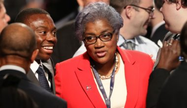 Donna Brazile Implicated In Leaked Emails As DNC Purge Looms