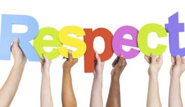 Fear, Respect & Understanding