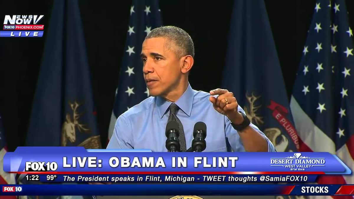 Flint Citizens Want Snyder's Head; Gov. Begs Obama For Help (VIDEO)