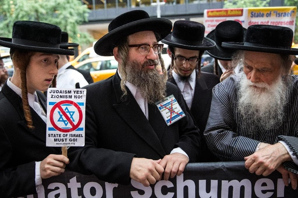 Hundreds of Rabbis Tell Senate to Support Iran Deal (VIDEO)