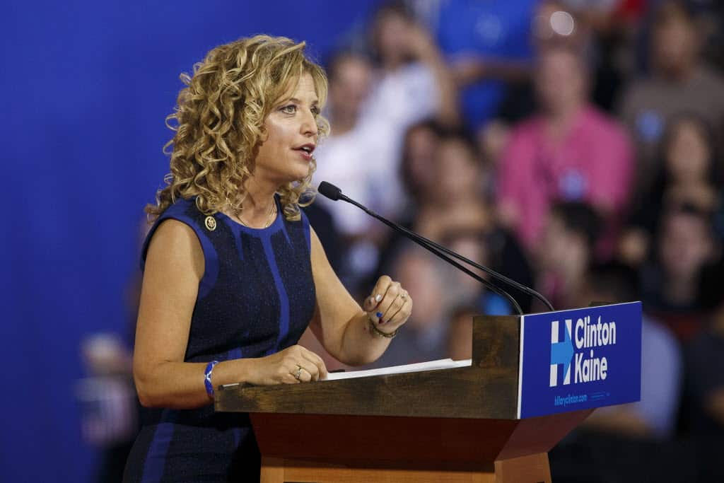 If Debbie Wasserman Schultz Doesn't Leave, I'm Quitting The Party
