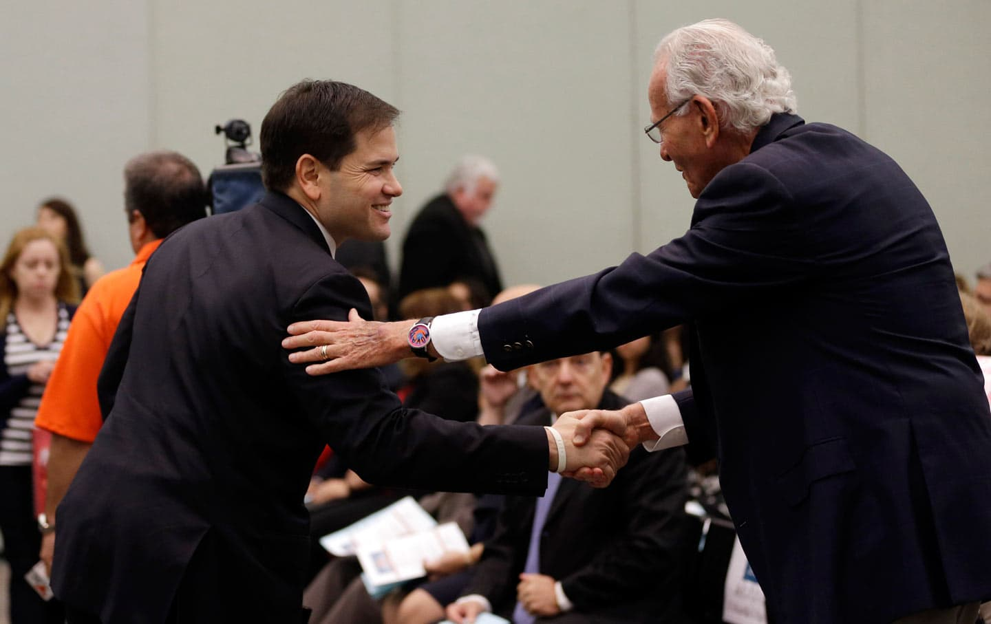 Marco Rubio Says Disastrous Iraq War 'Not A Mistake' (VIDEO)
