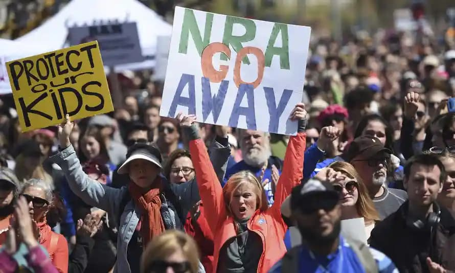 National Rifle Association Members Are Funding Terrorism