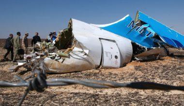 Paris, Russian Airliner, Beirut Bombings