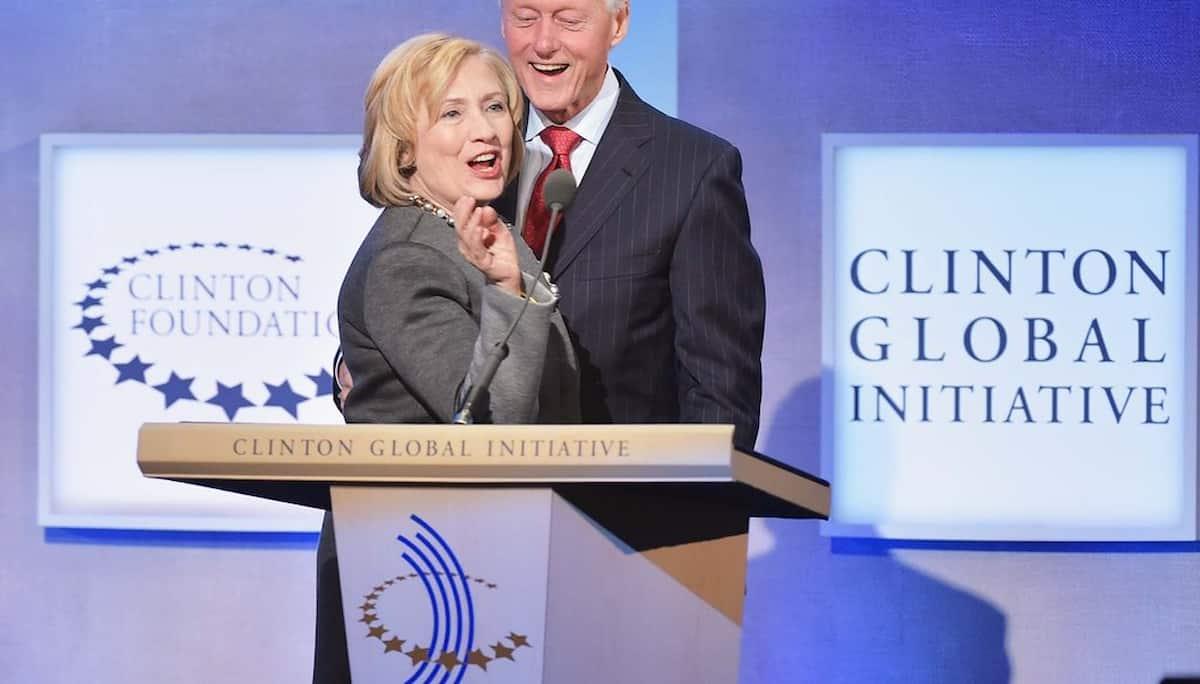 Shaky Clinton Foundation Hillary Has a Real Problem