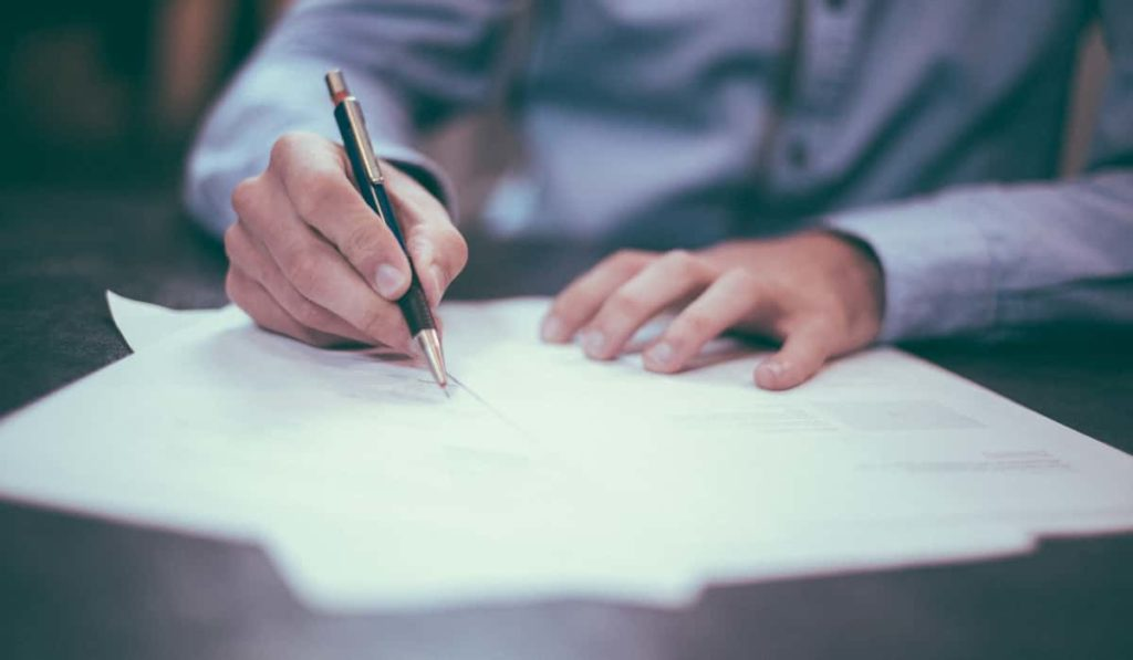 What are the requirements for the state of Washington business license