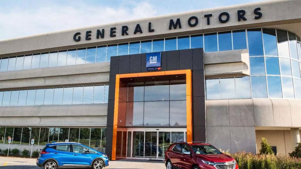 Who is General Motors